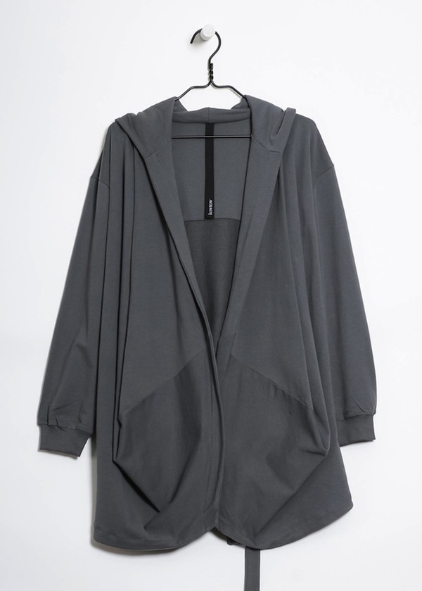 KOWTOW Perception Coat in Grey