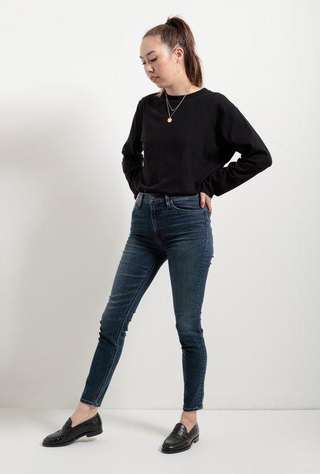 Hudson Jeans Barbara Hi Waist Super Skinny Ankle Jean - Gambit