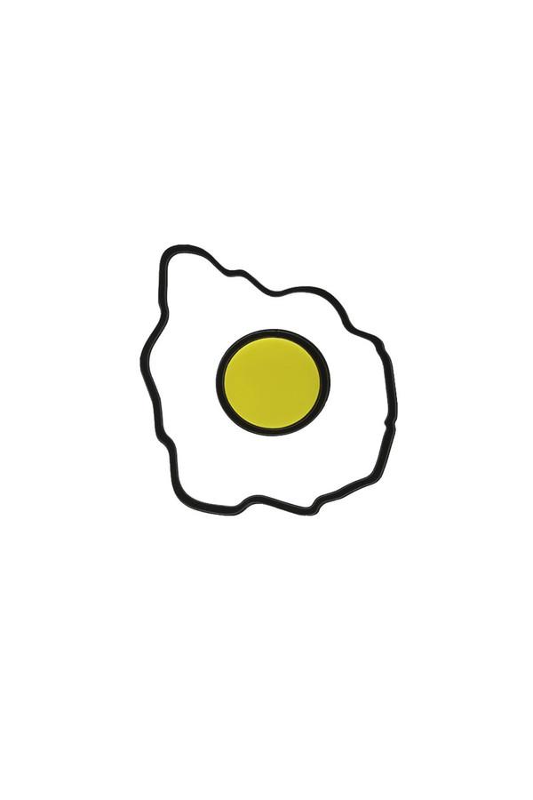 I STILL LOVE YOU NYC Sunny Side Egg Brooch
