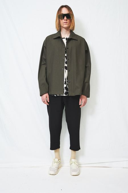 Assembly Snap Shirtcoat - Olive
