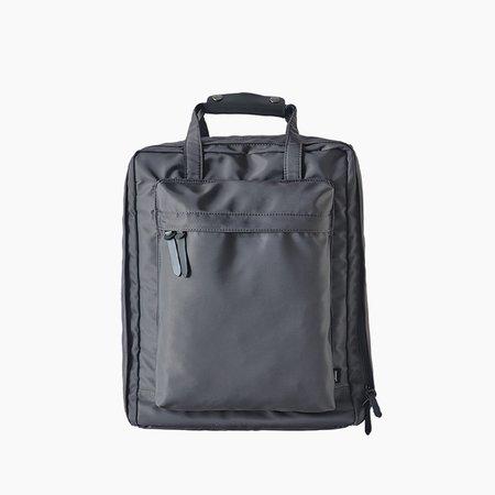 Unisex Poketo Voyager V3 Backpack - Charcoal