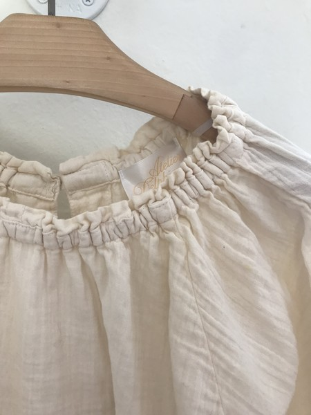 Atelier Delphine A.D. Sirena Top - natural