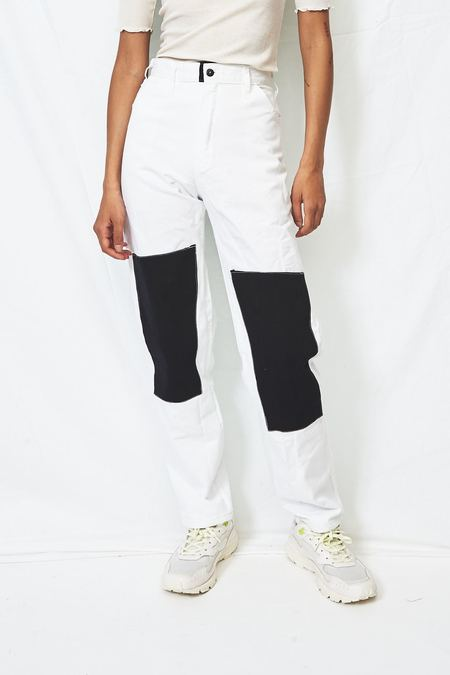 GGI Carpenter Pant With Patches - Multi