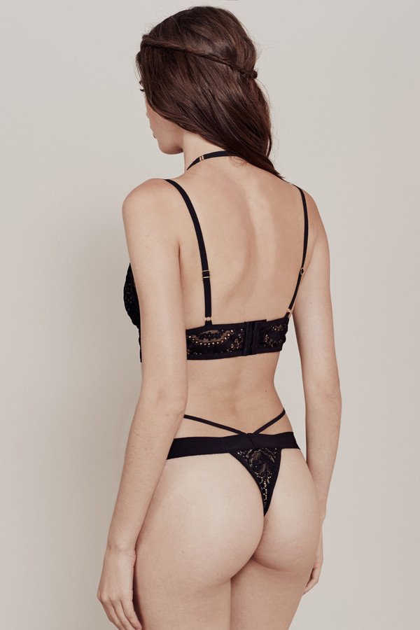 For Love and Lemons LUCIA UNDERWIRE BRA
