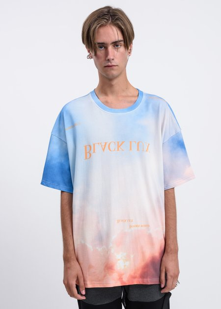 Black Lux Sunlight T-Shirt - Blue