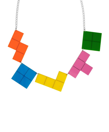 Tatty Devine Video Game Necklace
