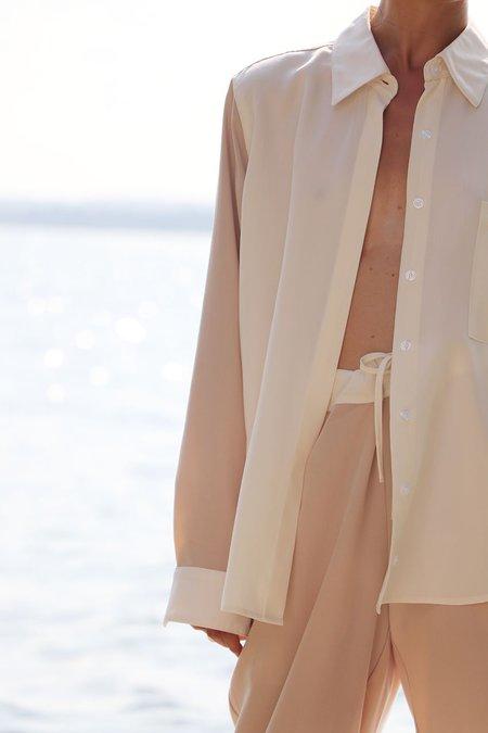 Soft Focus New Lounge Shirt - Palomino