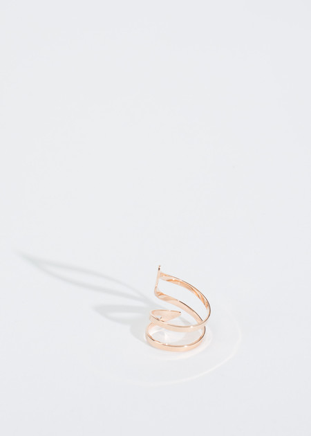 Ginette NY Large Wise Ring