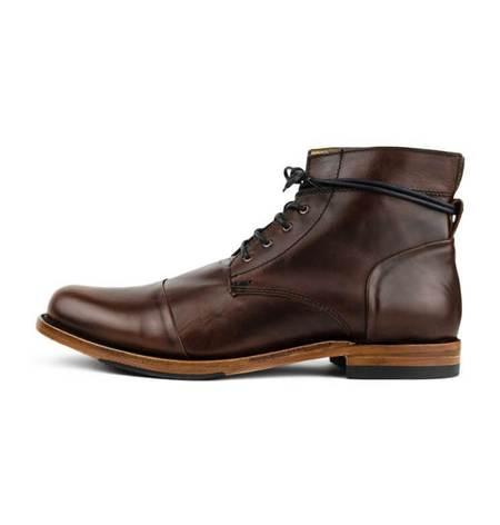 Unisex Sutro Footwear Vermont boot - Mahogany