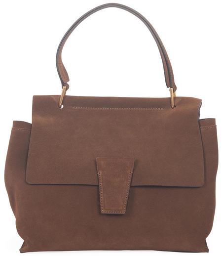 Gianni Chiarini Leather Handbag - Tobacco