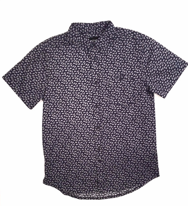 Men's Native Youth Pineapple Print Shirt
