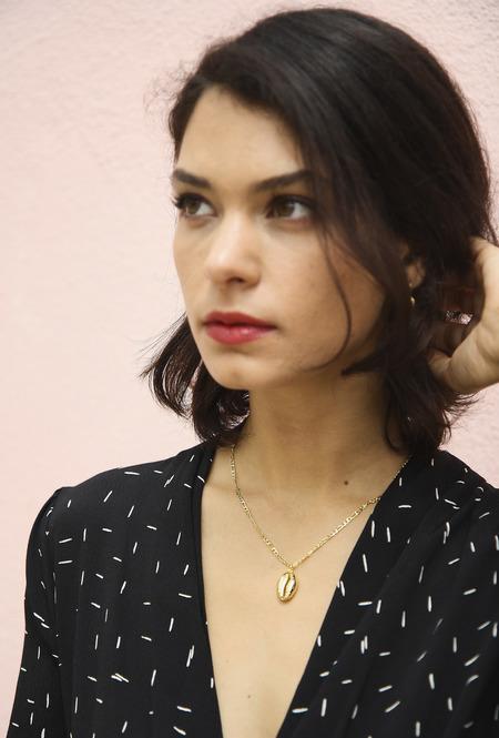 Eyland Thalassa shell necklace - Gold
