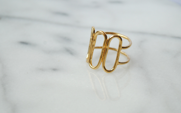 Seaworthy Spicules Ring