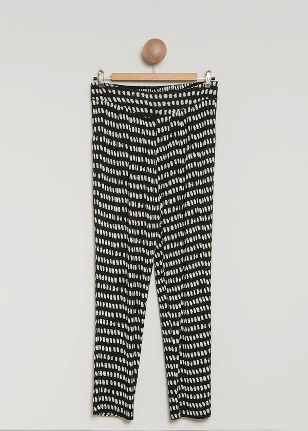 La Fée Maraboutée Dotted Jersey Pant