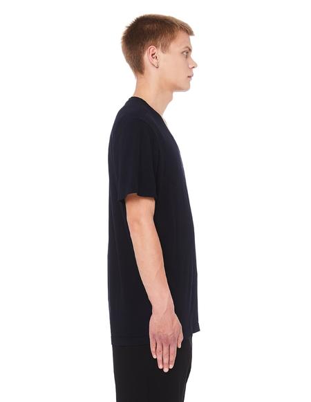 James Perse Navy Blue V-Neck T-Shirt