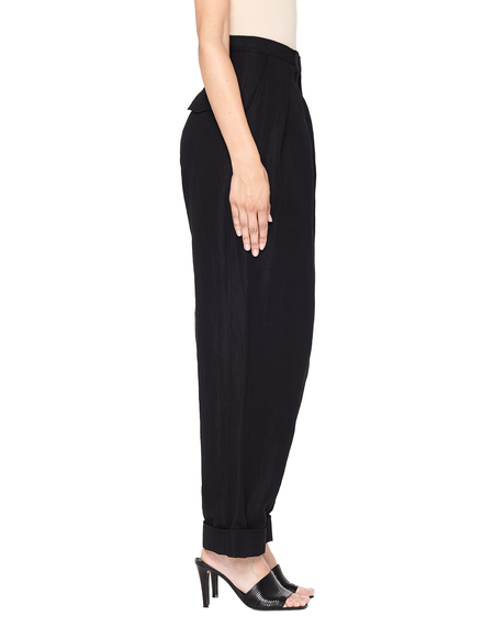 Y's Linen/Cotton Baggy Trousers