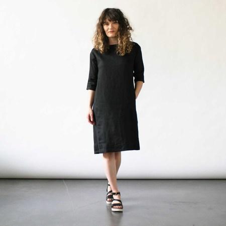 Sugar Candy Mountain Nico Dress in Black