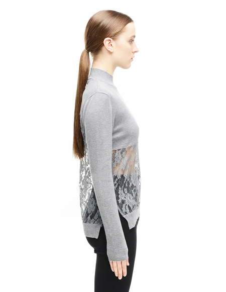 Undercover Cotton and Cashmere Top