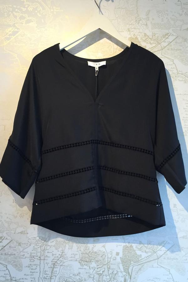 IRO 'Nika' v-neck blouse