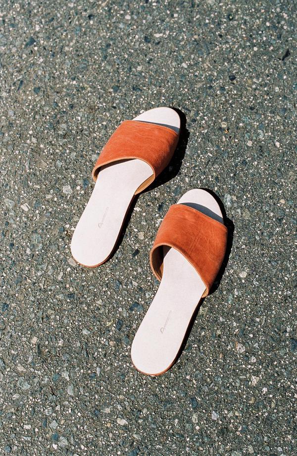 The Palatines Caelum Slide - rust