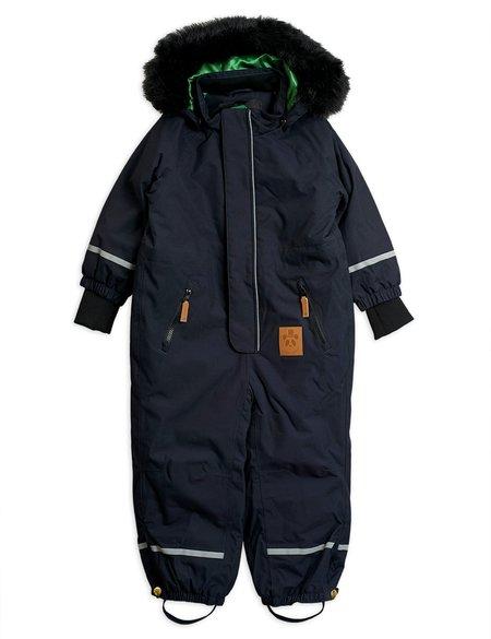 Kids Mini Rodini Kebnekaise Overall - Black