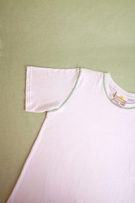 L.F.Markey Basic Tee - White