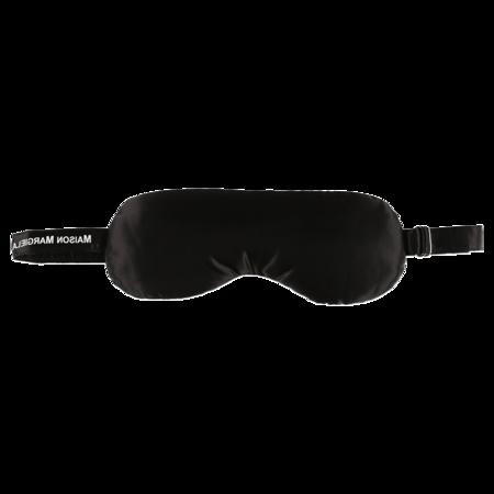 MM6 Maison Margiela Eye Mask Belt Bag - Black