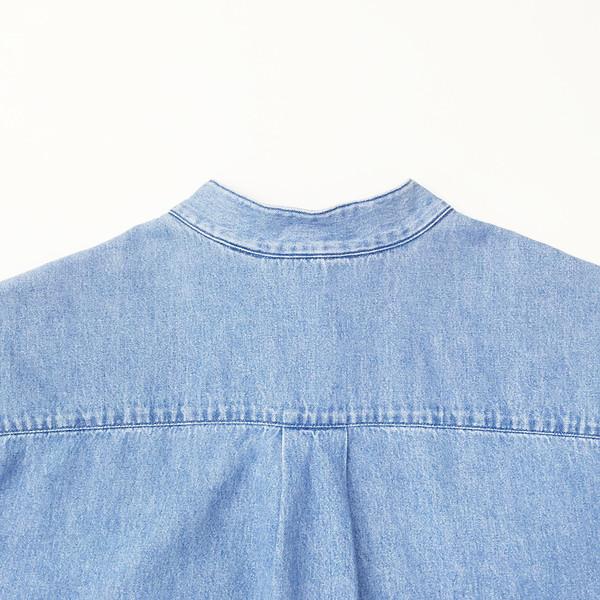 Johan Vintage Denim Oversized Shirt