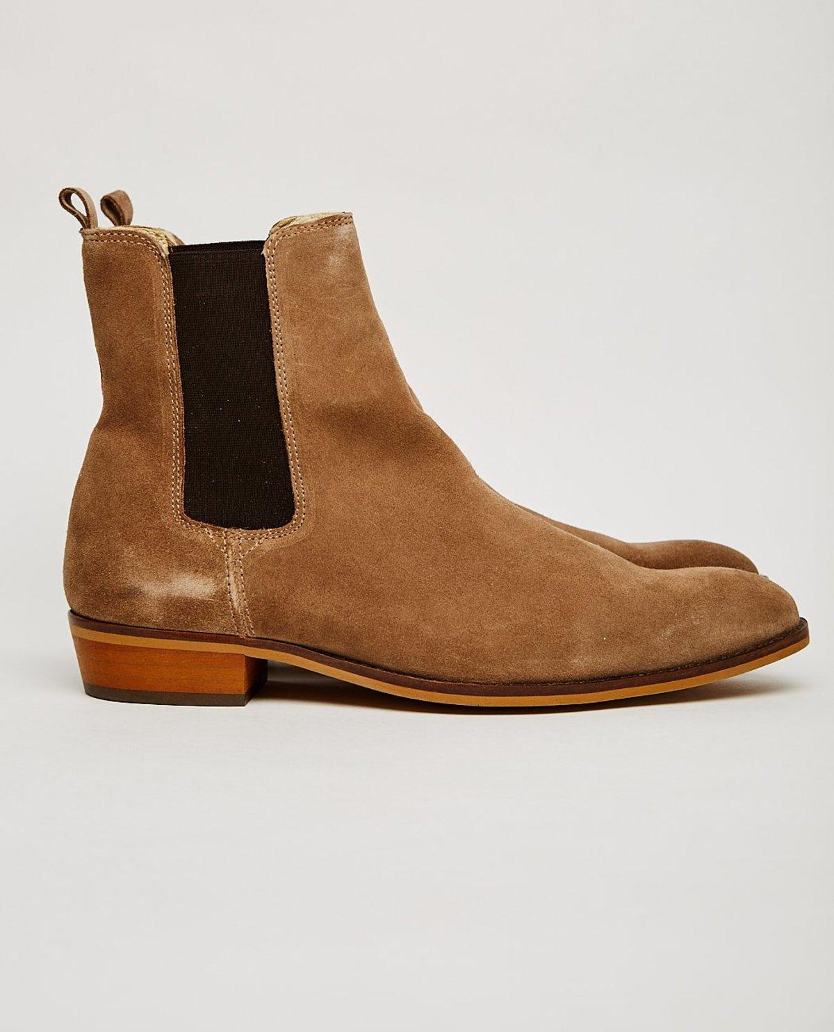 Shoe the Bear ELI CHELSEA BOOT - brown