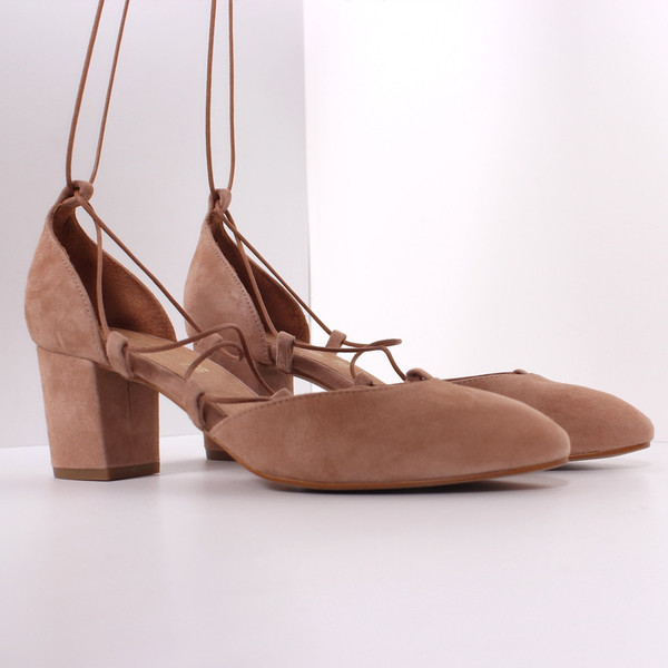 L'Intervalle Piti Shoe (Blush)