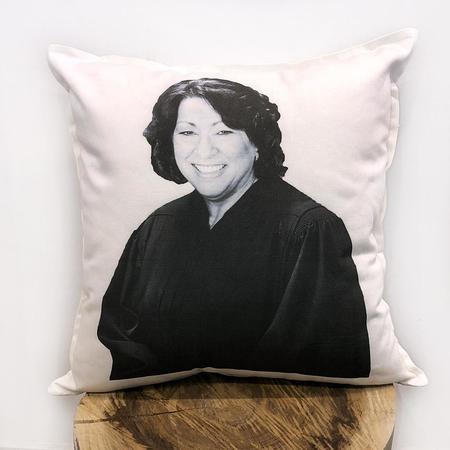Tomboy Tutu Justice Pillow - Sonia Sotomayor