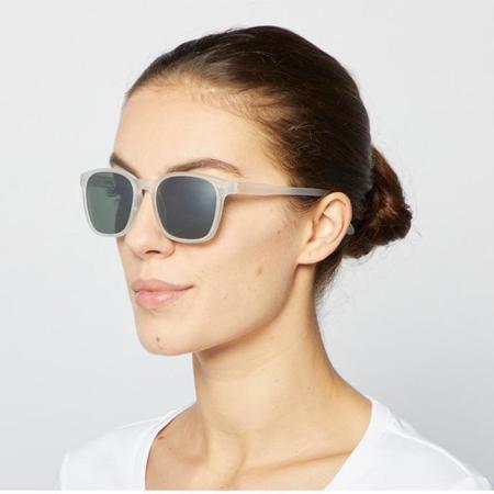 UNISEX Izipizi Nautic Polarized Sunglasses - White