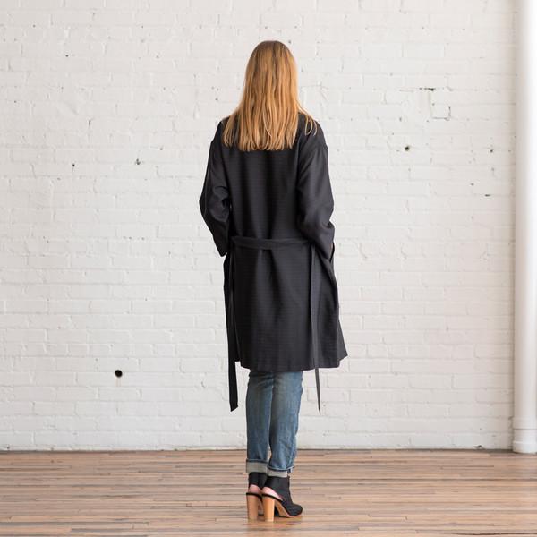 6397 Bathrobe Coat