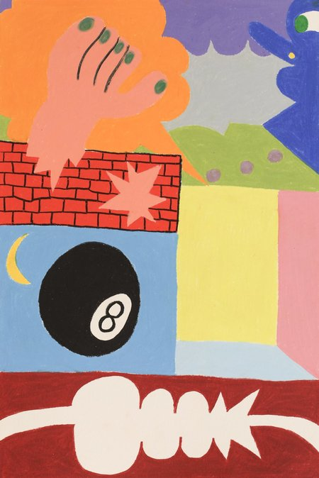 "Mark Ochinero ""Untitled 13"""