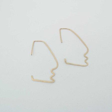 Future Ancestors Alambre Earrings