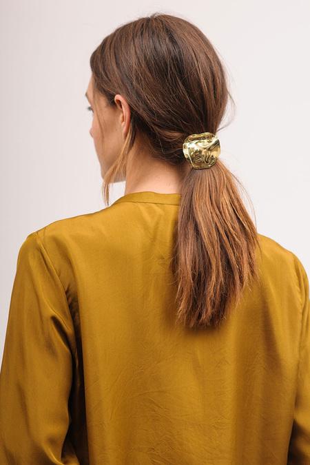 LLY Atelier Molten Metal Hair Tie