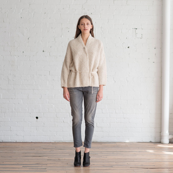 Humanoid Eagle Chunky Cardigan - SOLD OUT