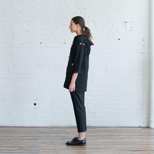 Isabel Marant Etoile Boreal Jacket Black - SOLD OUT