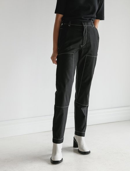 Lina Studio Thanks W Pants - Black