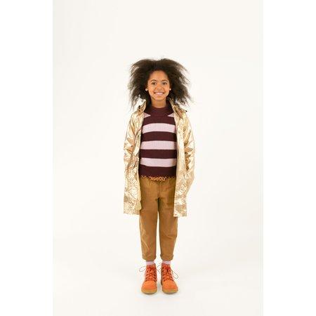 kids tinycottons jacket - golden