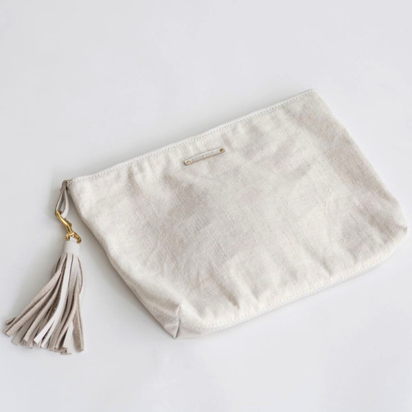 Kempton & Co Cumbuco Clutch - SOLD OUT