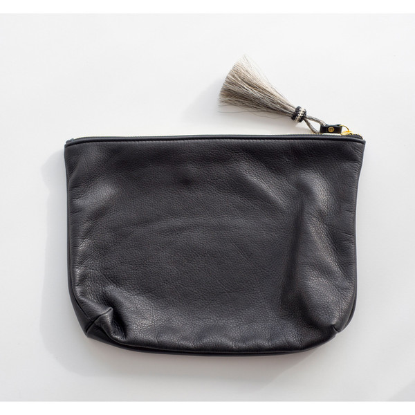 Kempton & Co Rough Nite Clutch Medium
