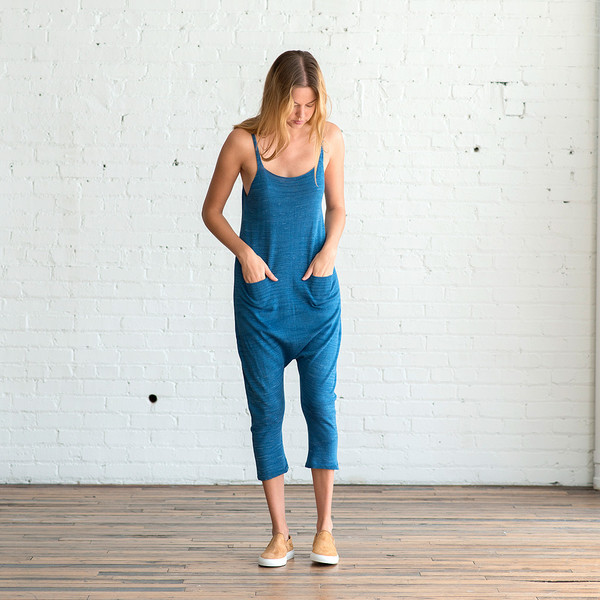 Lauren Manoogian Lounger Indigo - SOLD OUT
