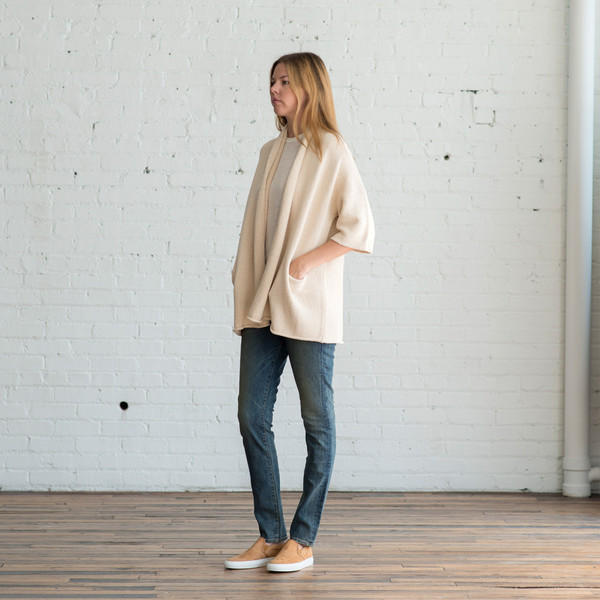 Lauren Manoogian Shawl Cardigan - SOLD OUT