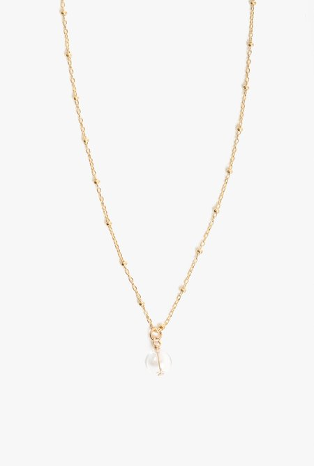 Ak Studio Cosmic Phire Necklace - 14k gold-filled