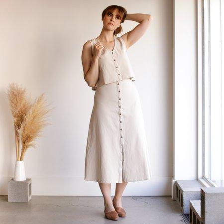 Rachel Pally Ainsley Skirt - Ecru
