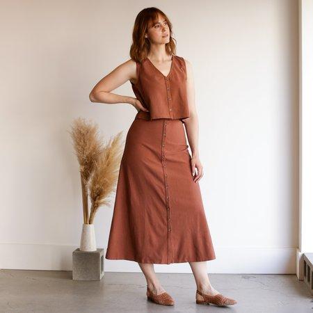 Rachel Pally Ainsley Skirt - Masala