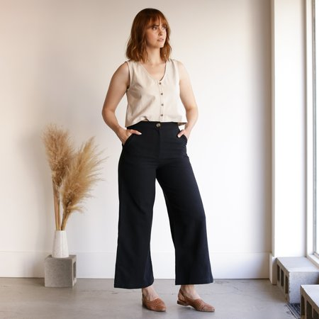 Rachel Pally Jodie Pant - Licorice