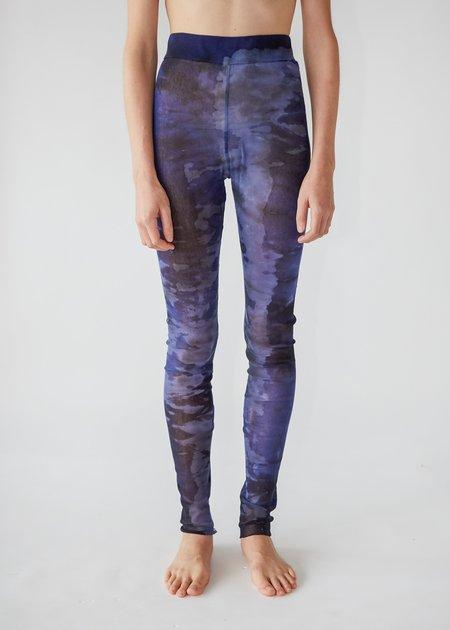 Raquel Allegra Legging - Sapphire Tie Dye