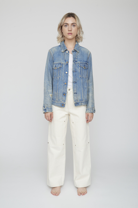 Unisex Tanaka 1. 2. 3. Jean Jacket - 50 Years Wash